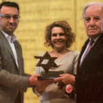 HABIB ACHAR ACHAR, recibe el premio Maguén David 2019