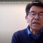 "I Coloquio ""El pensamiento sobre la técnica en México"""