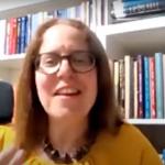 Ponencia magistral con la Dra. Dalia MarxII Seminario Internacional: Desafíos de la educación judía en nuestros tiempos: visiones, retos y perspectivas
