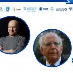 Gil Hovav y Moshe Bar Asher: especialistas invitados en el Primer Coloquio de Hebreo en México